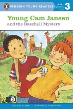Young Cam Jansen and the Baseball Mystery (Paperback)