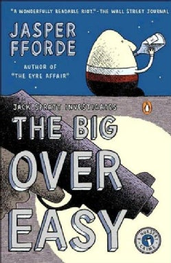 The Big Over Easy: A Nursery Crime (Paperback)