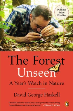 The Forest Unseen: A Year's Watch in Nature (Paperback)