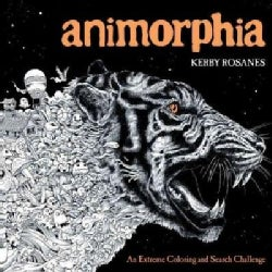 Animorphia: An Extreme Coloring and Search Challenge (Paperback)