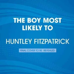 The Boy Most Likely To (CD-Audio)