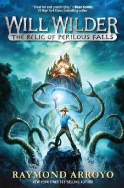 Will Wilder and the Relic of Perilous Falls (CD-Audio)