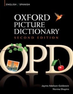 Oxford Picture Dictionary: English/ Spanish (Paperback)