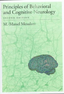 Principles of Behavioral and Cognitive Neurology (Hardcover)