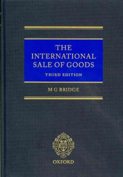 The International Sale of Goods (Hardcover)