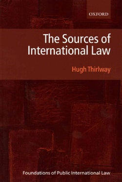 The Sources of International Law (Paperback)