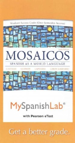 Mosaicos Access Code: Spanish as a World Language (Other merchandise)