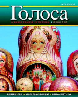 Golosa: A Basic Course in Russian