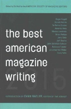The Best American Magazine Writing 2015 (Paperback)