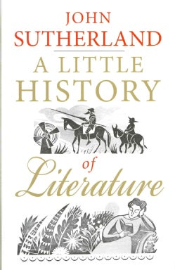 A Little History of Literature (Hardcover)