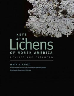 Keys to Lichens of North America (Paperback)