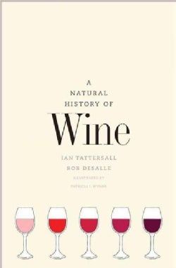 A Natural History of Wine (Hardcover)