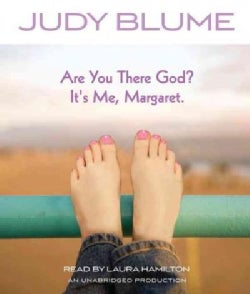Are You There God? It's Me, Margaret (CD-Audio)