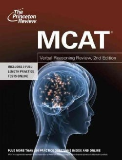 MCAT Verbal Reasoning Review (Paperback)