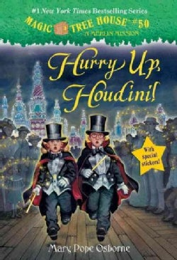 Hurry Up, Houdini! (Paperback)