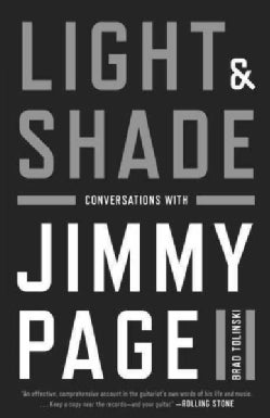 Light & Shade: Conversations with Jimmy Page (Paperback)