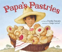 Papa's Pastries (Hardcover)