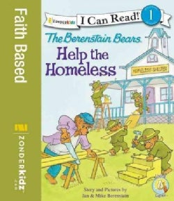 The Berenstain Bears Help the Homeless (Paperback)