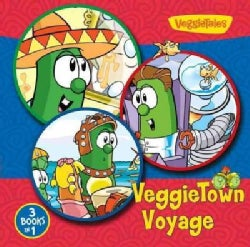 VeggieTown Voyage: Lost in Place / Cool Hand Cuke / Ben Hurry (Hardcover)