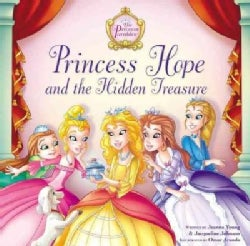 Princess Hope and the Hidden Treasure (Hardcover)