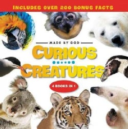 Curious Creatures: 4 Books in 1 (Hardcover)