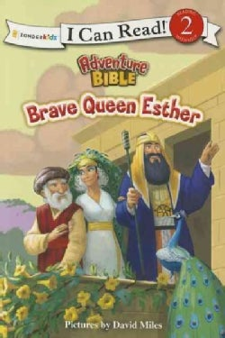 Brave Queen Esther (Paperback)