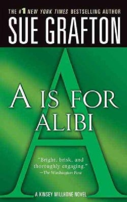 """""""A"""" Is for Alibi (Paperback)"""