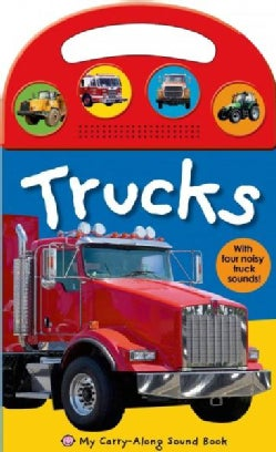 My Carry-Along Sound Book Trucks (Board book)