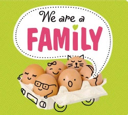 We Are a Family (Board book)