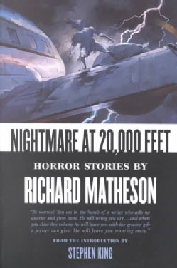 Nightmare at 20,000 Feet: Horror Stories (Paperback)