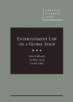 Entertainment Law on a Global Stage (Hardcover)