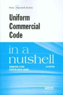 Uniform Commercial Code in a Nutshell (Paperback)
