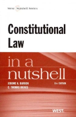 Constitutional Law in a Nutshell (Paperback)