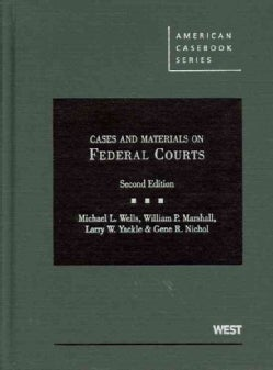 Cases and Materials on Federal Courts (Hardcover)