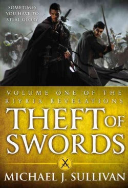 Theft of Swords (Paperback)