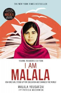 I Am Malala: How One Girl Stood Up for Education and Changed the World: Young Readers Edition (Hardcover)