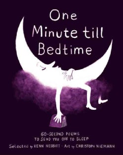 One Minute Till Bedtime: 60-second Poems to Send You Off to Sleep (Hardcover)
