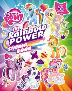 The Rainbow Power Sticker Book (Paperback)