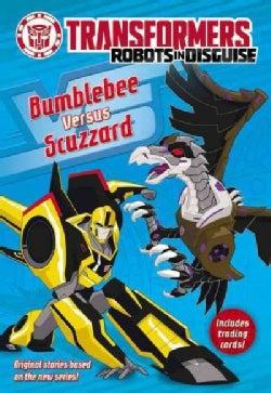 Bumblebee Versus Scuzzard (Paperback)