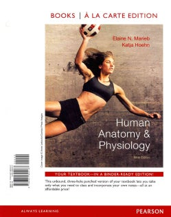 Human Anatomy & Physiology + Mastering A&P With Etext Access Code + Practice Anatomy Lab 3.0 + Get Ready for A&P + Interactiv...