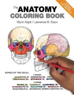 The Anatomy Coloring Book (Paperback)