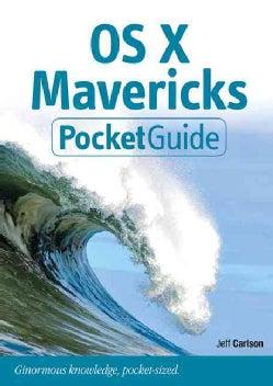 OS X Mavericks Pocket Guide (Paperback)