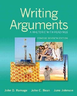 Writing Arguments: A Rhetoric With Readings (Paperback)