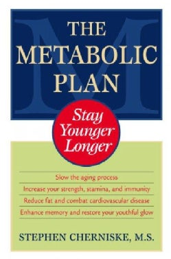 The Metabolic Plan: Stay Younger Longer (Paperback)