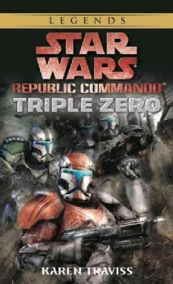 Star Wars Republic Commando Triple Zero (Paperback)