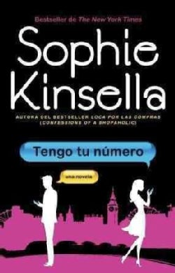 Tengo tu numero / I've Got Your Number (Paperback)