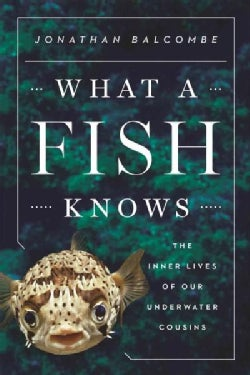 What a Fish Knows: The Inner Lives of Our Underwater Cousins (Hardcover)