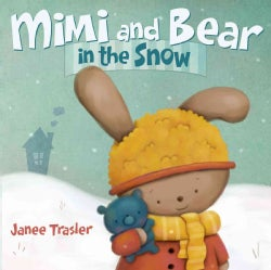 Mimi and Bear in the Snow (Board book)
