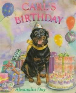 Carl's Birthday (Board book)