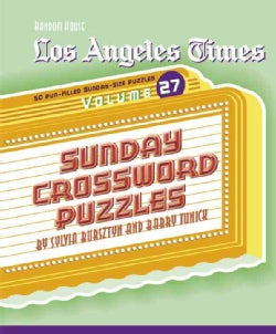 Los Angeles Times Sunday Crossword Puzzles (Paperback)